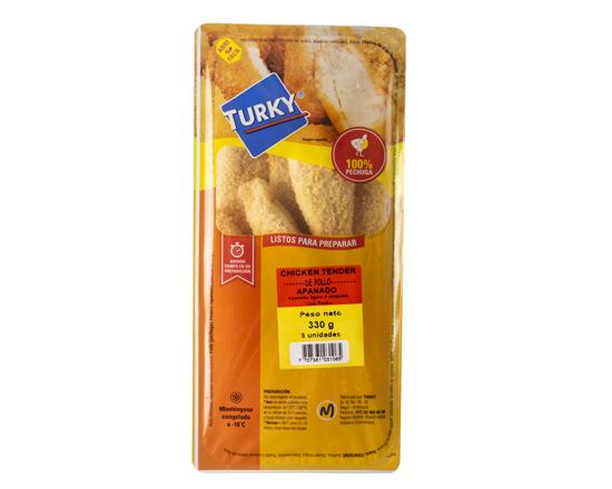 Oferta de Chicken Tenders Turky 330 Gr por $8990