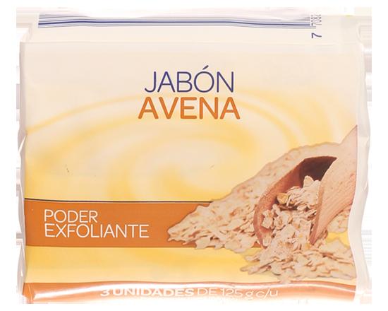 Oferta de Jabón Barra Avena 3 und 375 Gr por $3290