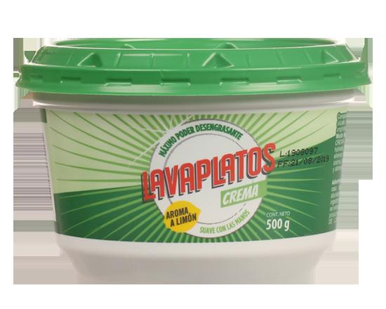 Oferta de Lavaplatos Crema Limón 500 Gr por $1650