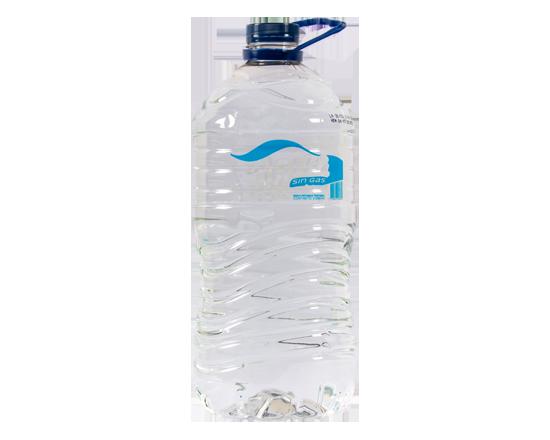 Oferta de Agua Sin Gas Garrafa 5000 Ml por $2990