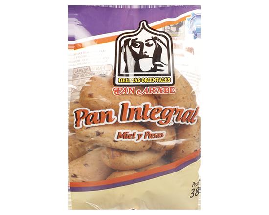 Oferta de Pan Integral con Miel y Pasas 380 Gr por $2720