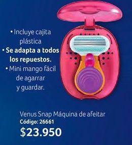 Oferta de Máquina de afeitar Venus por $23950