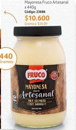 Oferta de Mayonesa Fruco por $10600
