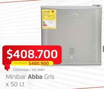 Oferta de Heladera Abba por $408700