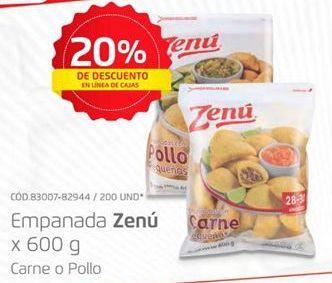 Oferta de Empanada Zenú por