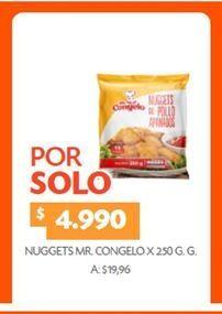 Oferta de Nuggets por $4990