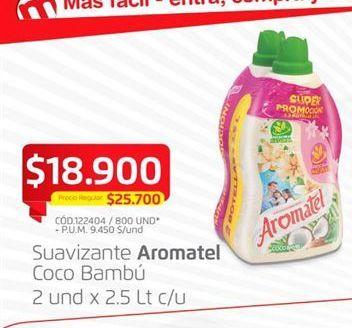 Oferta de Suavizante Aromatel por $18900
