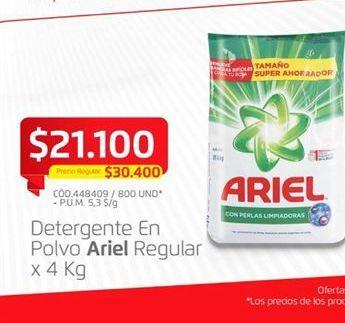 Oferta de Detergente en polvo Ariel por $21100