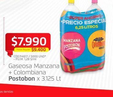 Oferta de Gaseosa Postobón por $7990