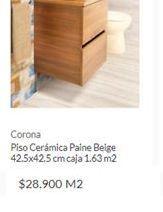 Oferta de Pisos Corona por $28900