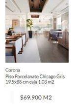 Oferta de Pisos Corona por $69900