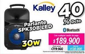 Oferta de Parlantes multimedia Kalley por $189900
