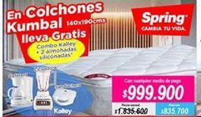 Oferta de Colchón Spring por $999900
