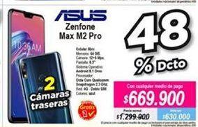 Oferta de Celular libre Asus por $669900