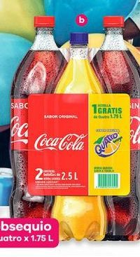 Oferta de Gaseosa Coca Cola por $8900