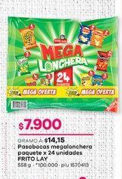 Oferta de Pasabocas Frito Lay por $7900