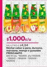 Oferta de Néctar frescampo por $1000