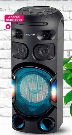 Oferta de Minicomponente Sony por $1399900