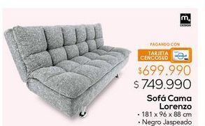 Oferta de Sofá cama por $749990