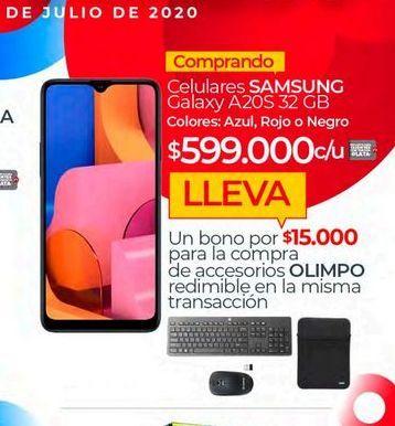 Oferta de Celulares Samsung por $599000