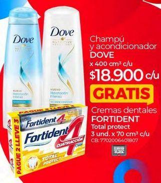Oferta de Shampoo Dove por $18900