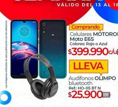 Oferta de Celulares Motorola por $399990