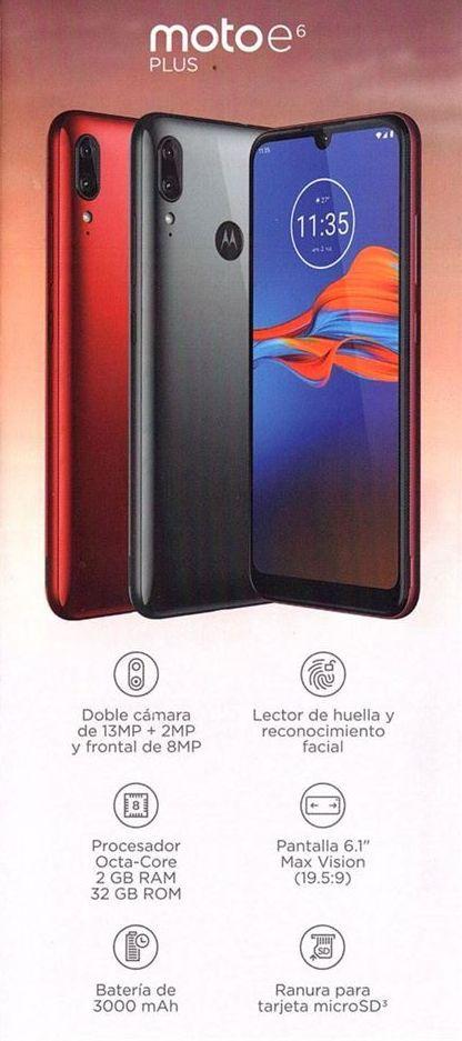 Oferta de Celulares Motorola por