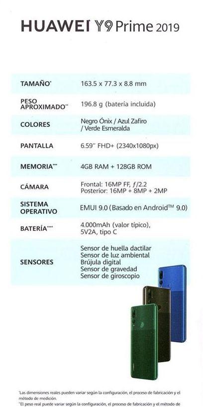 Oferta de Celulares Huawei por