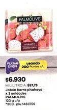 Oferta de Jabón de tocador Palmolive por $6930