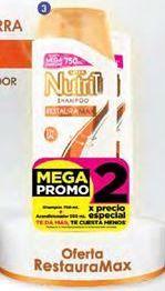 Oferta de Shampoo Nutrit por $18990