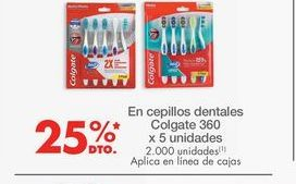 Oferta de Cepillo de dientes Colgate por