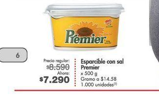 Oferta de Margarina Premier por $7290