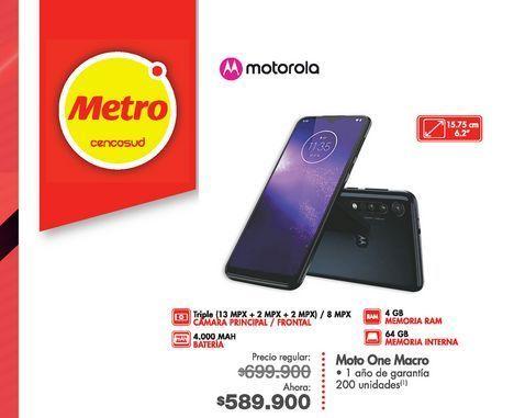 Oferta de Celulares Motorola por $589900