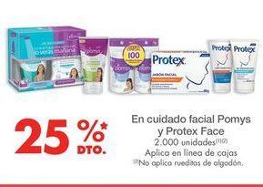 Oferta de Cuidado dermatológico Pomys por