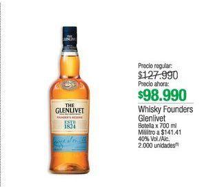 Oferta de Whisky por $98990