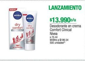 Oferta de Desodorante Nivea por $13990