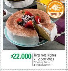 Oferta de Tortas por $22000