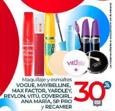 Oferta de Maquillaje Vogue por
