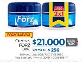 Oferta de Cuidado dermatológico por $21000