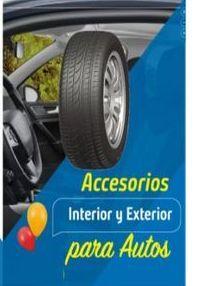 Oferta de Accesorios para el carro por
