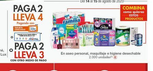 Oferta de Papel higiénico Familia por