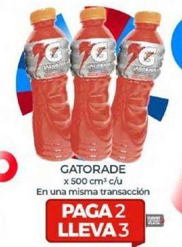 Oferta de Bebida isotónica Gatorade por