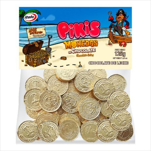 Oferta de Monedas De Chocolate 125 Gr por $12900