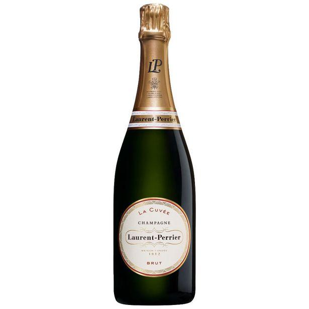 Oferta de Vino espumoso champagne brut laurent perrier x 750 ml. por $162624