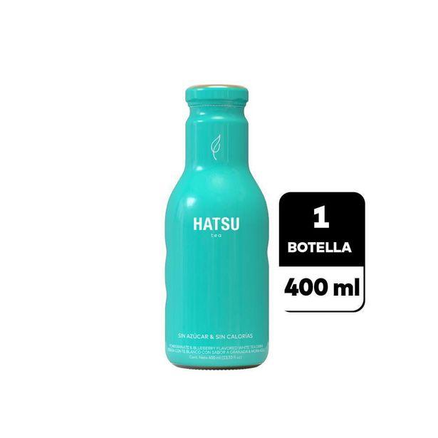 Oferta de Té Hatsu Azul Botella x 400 ml por $3015