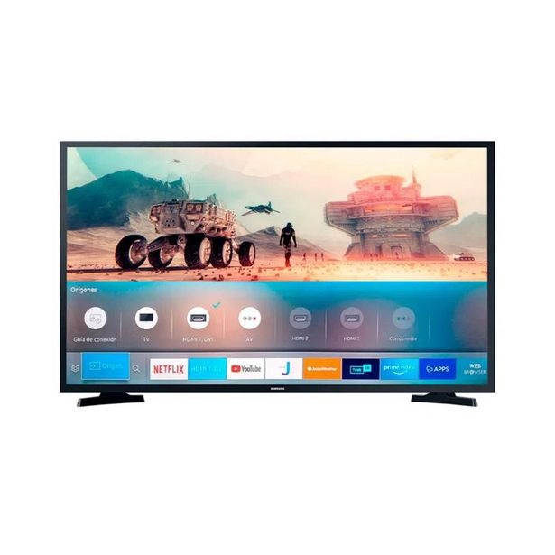 Oferta de Televisor Samsung 43 Full HD UN43T5300 Smart One Remote por $1145890