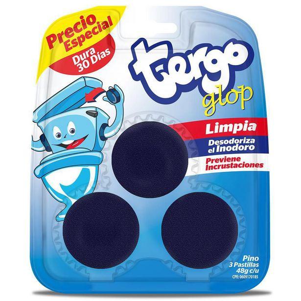 Oferta de Tergo Glop Pino X 3 por $11090