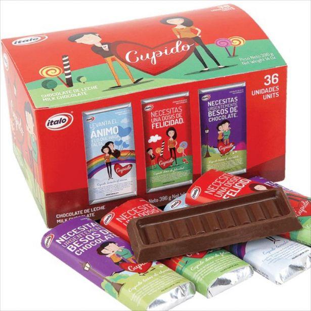 Oferta de Chocolatina Cupido Dpx36 por $25000