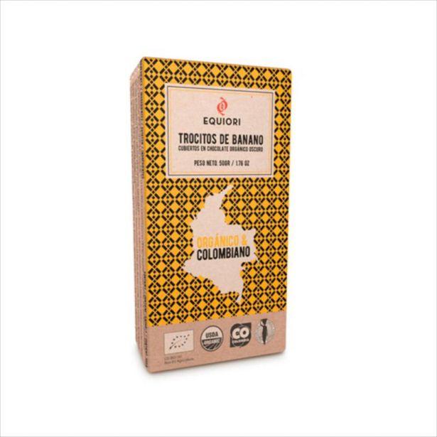 Oferta de Babano Cuberto De Chocolate Oscuro por $14000