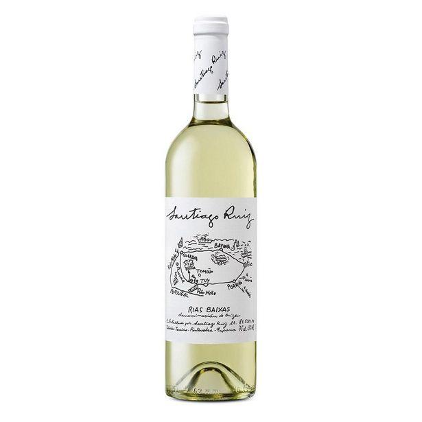 Oferta de Vino Blanco Santigo ruiz x 750 ml por $139194